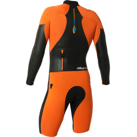 blueseventy Alliance Heren oranje/zwart